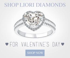 valentines day diamond present